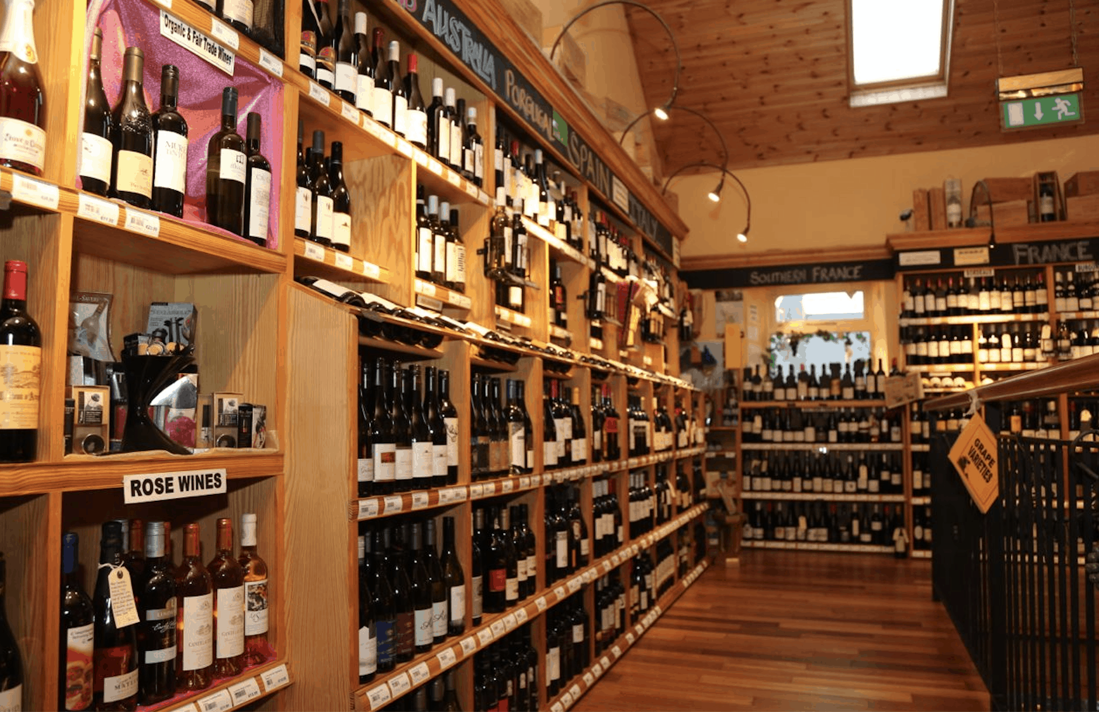 Diceys Off Licence - Wine